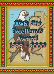 Web Site Excellence Award